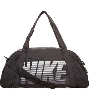 Gym Club Sporttasche Damen, schwarz / weiß, zoom bei OUTFITTER Online