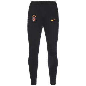 Galatasaray Istanbul Fleece Trainingshose Herren, schwarz / orange, zoom bei OUTFITTER Online