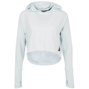 Adapt to Chaos Laufkapuzenpullover Damen, hellblau, zoom bei OUTFITTER Online