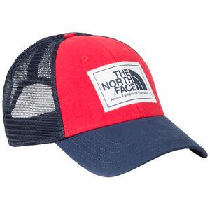 Mudder Trucker Cap, rot / dunkelblau, zoom bei OUTFITTER Online