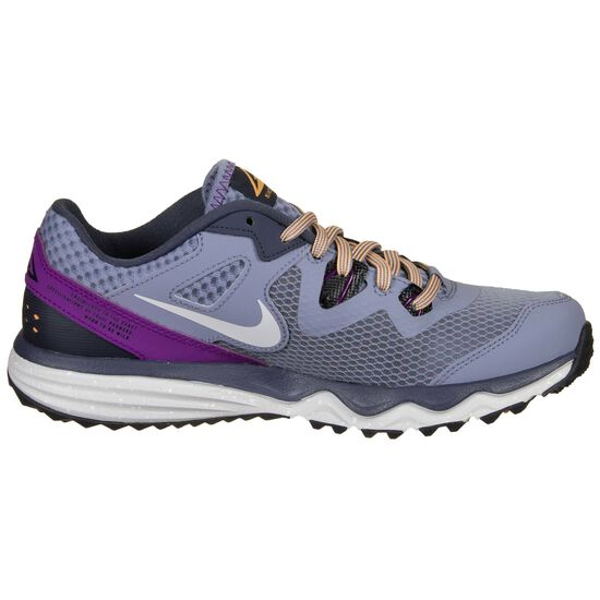 Juniper Trail Laufschuh Damen, blau / grau, zoom bei OUTFITTER Online
