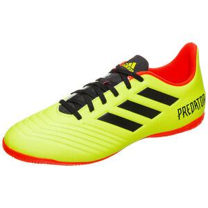 Predator Tango 18.4 Indoor Fußballschuh Herren, Gelb, zoom bei OUTFITTER Online
