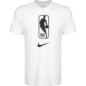 NBA Team 31 Dry Trainingsshirt Herren, weiß / schwarz, zoom bei OUTFITTER Online
