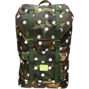 Little America Mid-Volume Light Rucksack, , zoom bei OUTFITTER Online