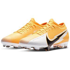 Mercurial Vapor 13 Pro FG Fußballschuh Herren, orange / weiß, zoom bei OUTFITTER Online