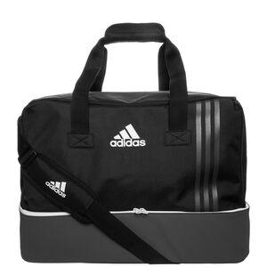 Tiro Teambag Bottom Compartment Medium Fußballtasche, schwarz / grau, zoom bei OUTFITTER Online