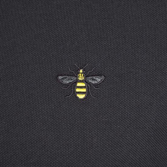 Manchester City Poloshirt Herren, schwarz, zoom bei OUTFITTER Online