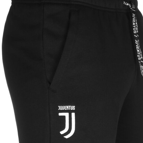 Juventus Turin Trainingshose Herren, schwarz, zoom bei OUTFITTER Online