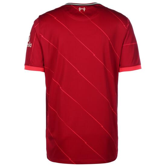 FC Liverpool Trikot Home Stadium 2021/2022 Herren, rot / weiß, zoom bei OUTFITTER Online