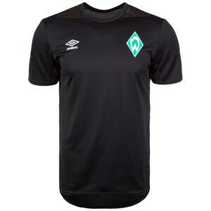 SV Werder Bremen Trainingsshirt Herren, Schwarz, zoom bei OUTFITTER Online