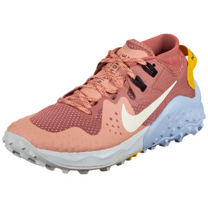 Air Zoom Wildhorse 6 Trail Laufschuh Damen, pink / beige, zoom bei OUTFITTER Online