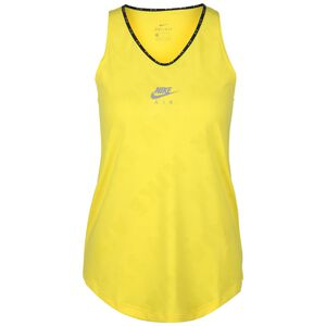 Air Lauftank Damen, gelb / schwarz, zoom bei OUTFITTER Online