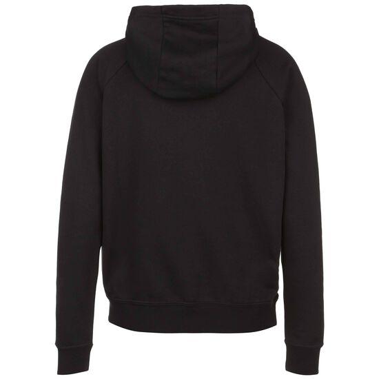 Park 20 Fleece Kapuzenpullover Damen, schwarz / weiß, zoom bei OUTFITTER Online