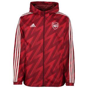 FC Arsenal Windbreaker Herren, rot / weiß, zoom bei OUTFITTER Online
