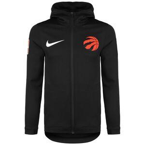 NBA Toronto Raptors Therma Flex Kapuzenjacke Herren, schwarz / weiß, zoom bei OUTFITTER Online