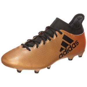 X 17.3 FG Fußballschuh Herren, Gold, zoom bei OUTFITTER Online