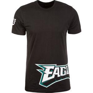 NFL Wrap Around Philadelphia Eagles T-Shirt Herren, schwarz, zoom bei OUTFITTER Online