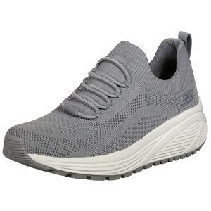 Engineered Knit Sock Fit Slip Sneaker Damen, grau / beige, zoom bei OUTFITTER Online