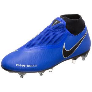 Phantom Vision Academy DF SG Fußballschuh Herren, blau / schwarz, zoom bei OUTFITTER Online