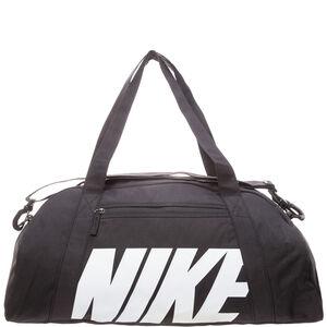Gym Club Sporttasche, schwarz / weiß, zoom bei OUTFITTER Online