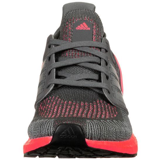 Ultraboost 20 Laufschuh Damen, grau / rot, zoom bei OUTFITTER Online