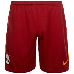 Galatasaray Istanbul Short Home Stadium 2017/2018 Herren, Rot, zoom bei OUTFITTER Online