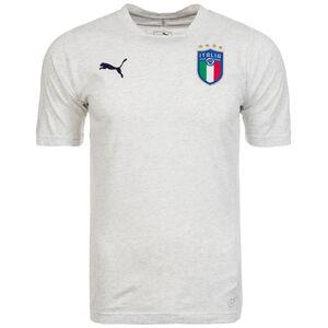 FIGC Italien Casual Performance T-Shirt Herren, weiß, zoom bei OUTFITTER Online