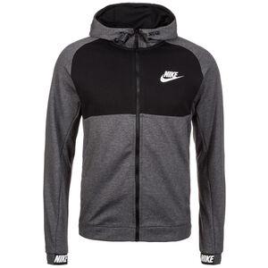 Sportswear Advance 15 Kapuzenjacke Herren, dunkelgrau, zoom bei OUTFITTER Online