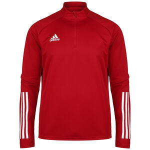 Condivo 20 Trainingssweat Herren, rot / weiß, zoom bei OUTFITTER Online