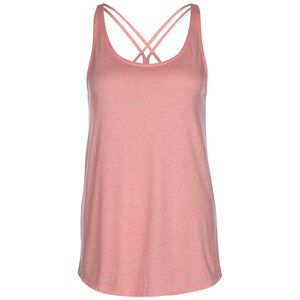 Tunic Trainingstop Damen, pink / weiß, zoom bei OUTFITTER Online