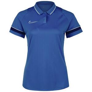 Academy 21 Dry Poloshirt Damen, blau / dunkelblau, zoom bei OUTFITTER Online