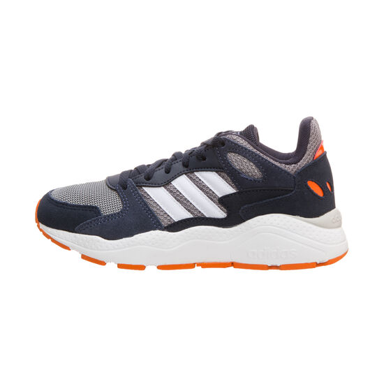 Crazychaos Sneaker Kinder, grau / blau, zoom bei OUTFITTER Online