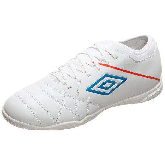 Medusae III Club Indoor Fußballschuh Herren, weiß / rot, zoom bei OUTFITTER Online