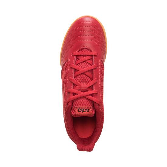 Predator 19.4 Sala Indoor Fußballschuh Kinder, rot, zoom bei OUTFITTER Online