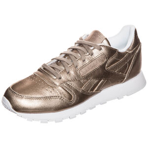 Classic Leather Melted Metal Sneaker Damen, Gold, zoom bei OUTFITTER Online