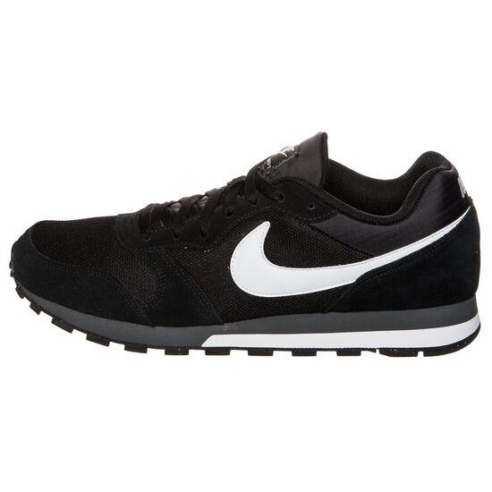 MD Runner 2 Sneaker Herren, Schwarz, zoom bei OUTFITTER Online