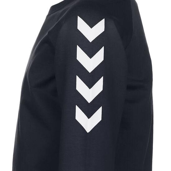 Hmlgo Cotton Sweatshirt Kinder, dunkelblau / weiß, zoom bei OUTFITTER Online