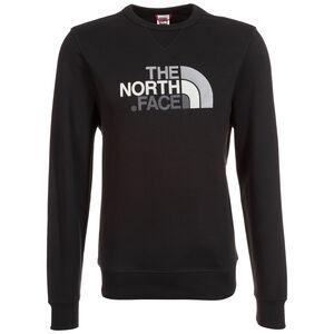 Drew Peak Crew Sweatshirt Herren, schwarz, zoom bei OUTFITTER Online