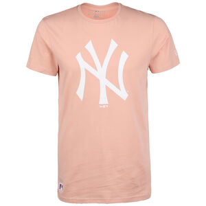 MLB New York Yankees Seasonal Team Logo T-Shirt Herren, rosa, zoom bei OUTFITTER Online