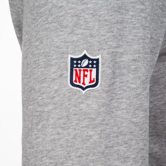 NFL Team Logo Kapuzenpullover Herren, Grau, zoom bei OUTFITTER Online