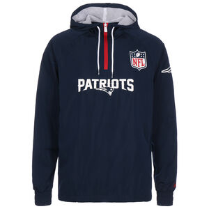 NFL New England Patriots Windbreaker Herren, dunkelblau / weiß, zoom bei OUTFITTER Online