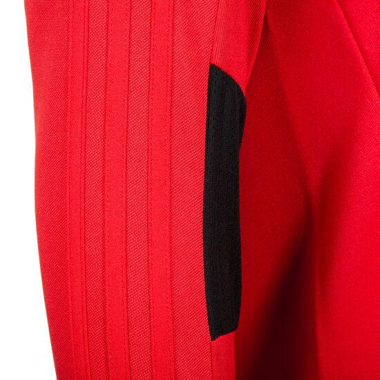 Tiro 17 Longsleeve Kinder, rot / schwarz, zoom bei OUTFITTER Online