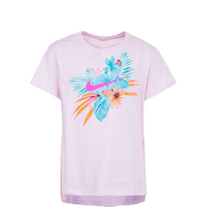 Foliage Futura T-Shirt Kinder, rosa, zoom bei OUTFITTER Online