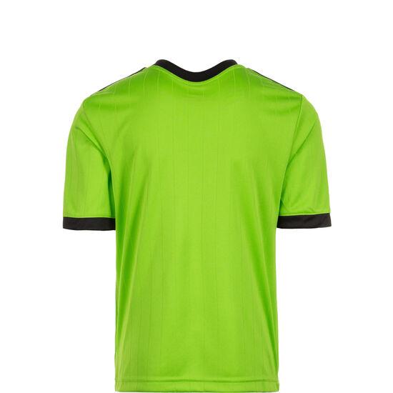 Tabela 18 Fußballtrikot Kinder, hellgrün / schwarz, zoom bei OUTFITTER Online