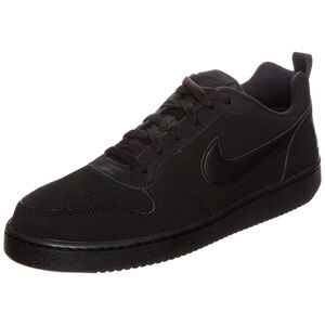 Court Borough Low Sneaker Herren, Schwarz, zoom bei OUTFITTER Online