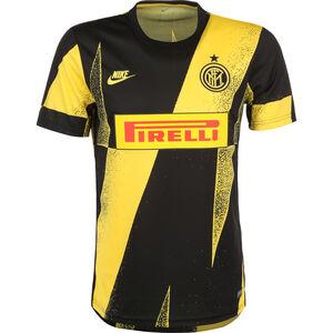 Inter Mailand Dry Trainingsshirt Herren, gelb / schwarz, zoom bei OUTFITTER Online