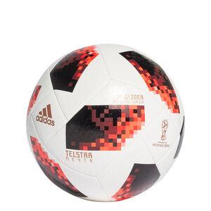 Telstar 18 Top Glider KO WM 2018 Fußball, Weiß, zoom bei OUTFITTER Online