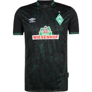 SV Werder Bremen Trikot 3rd 2019/2020 Herren, schwarz / grün, zoom bei OUTFITTER Online