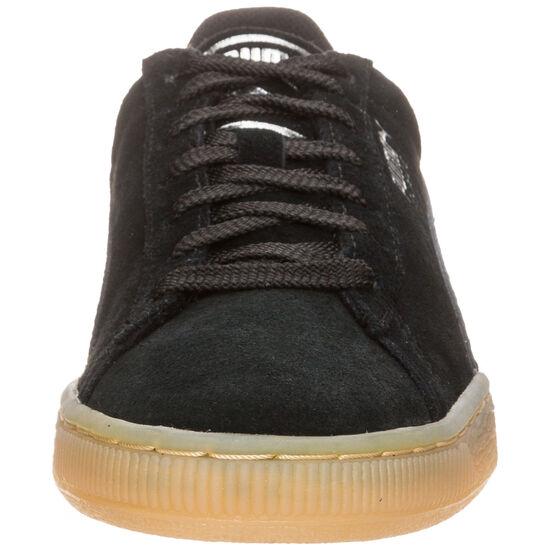 Suede Classic Bubble Sneaker Damen, Schwarz, zoom bei OUTFITTER Online