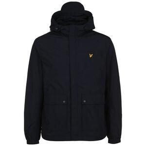 Hooded Pocket Jacke Herren, dunkelblau, zoom bei OUTFITTER Online
